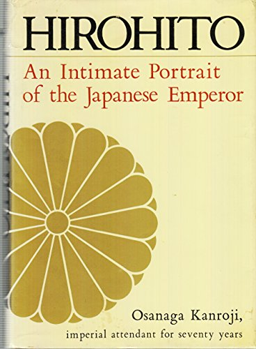 9780914594048: Hirohito: An Intimate Portrait of the Japanese Emperor