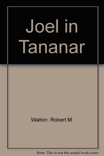 9780914598770: Joel in Tananar