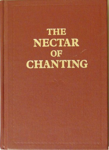 9780914602163: The Nectar of Chanting