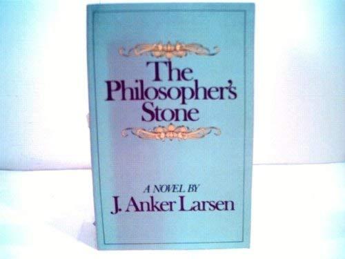 The Philosopher's Stone: Larsen , J.
