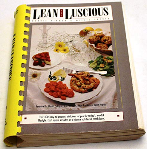 9780914629207: Lean and Luscious