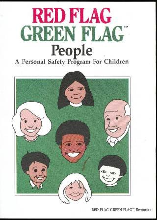 9780914633129: Red Flag, Green Flag People: A Personal Safety Program for Children : Facilitator's Program Guide