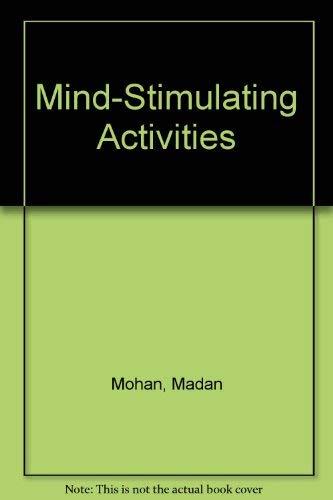 Mind-Stimulating Activities: Mohan, Madan;Laspada, Sebastian