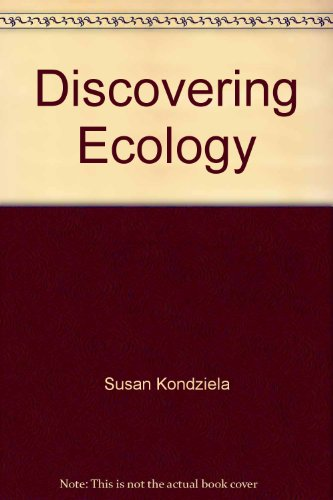 9780914634997: Discovering Ecology (Discovering)