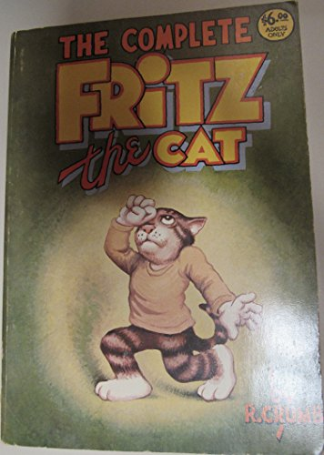 9780914646167: Complete Fritz the Cat