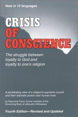 9780914675242: Crisis of Conscience