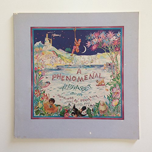 9780914676911: A Phenomenal Alphabet Book (Star & Elephant Book)