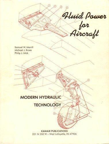 Fluid Power for Aircraft : Modern Hydraulic: Samuel W. Merrill