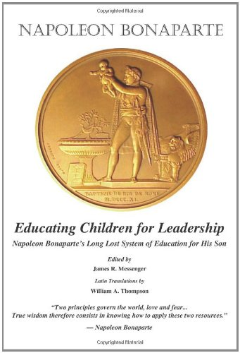 9780914695042: Educating Children for Leadership