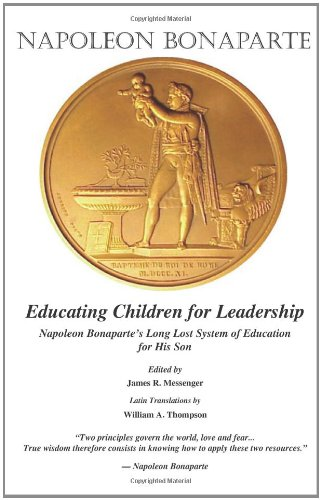 9780914695059: Educating Children for Leadership