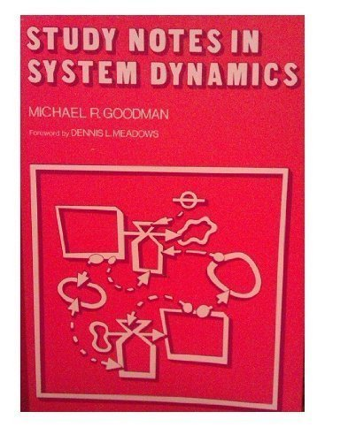 9780914700005: Study Notes in System Dynamics