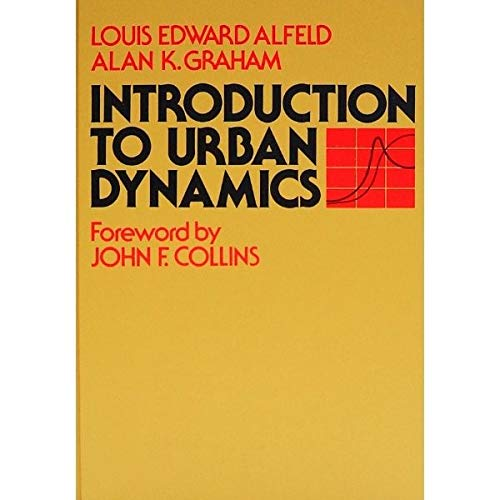 9780914700012: Introduction to Urban Dynamics