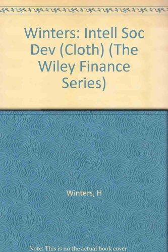 9780914710042: Winters: Intell Soc Dev (Cloth)