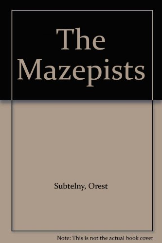 9780914710813: The Mazepists