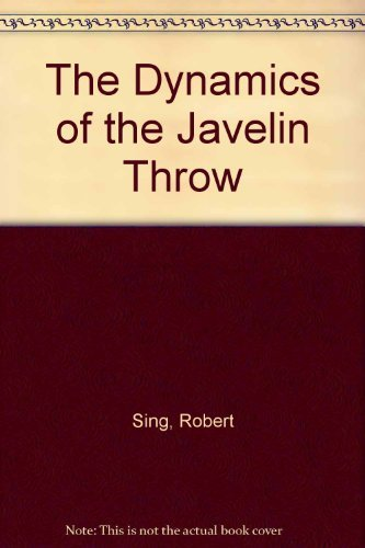 9780914715030: The Dynamics of the Javelin Throw