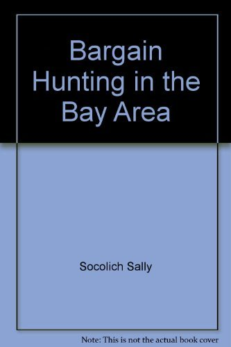 9780914728405: Bargain Hunting in the Bay Area