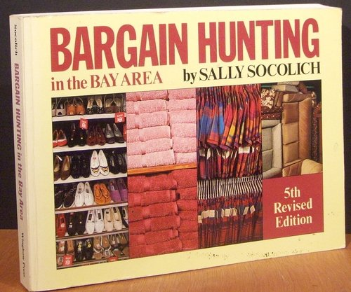 9780914728481: Bargain Hunting in the Bay Area