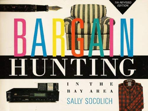 9780914728665: Bargain Hunting in the Bay Area