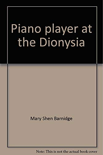 9780914739005: Piano player at the Dionysia