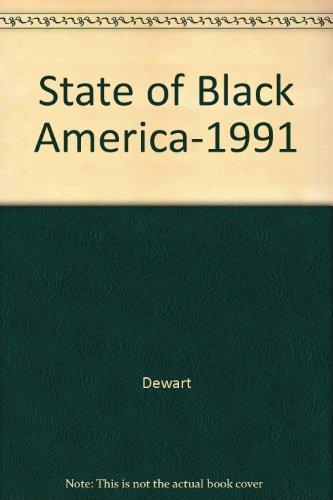 9780914758136: State of Black America - 1991
