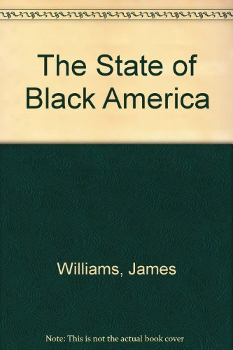 9780914758914: The State of Black America