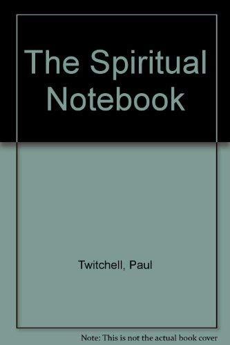 9780914766940: The Spiritual Notebook