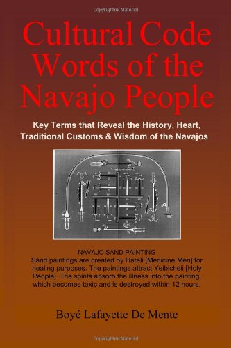 9780914778967: Cultural Code Words of the Navajo People: Key Words that Reveal the History, Heart, Traditional Customs and Wisdom of the Navajos