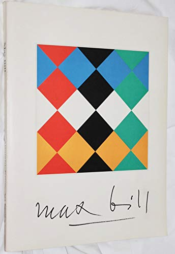 9780914782018: Max Bill: [catalogue [Paperback] by Bill, Max