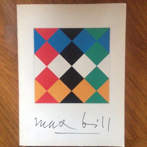 Max Bill (Catalogue): Max Bill