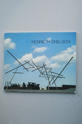 Kenneth Snelson: Fox, Howard N.