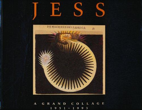 9780914782858: Jess: A Grand Collage 1951-1993
