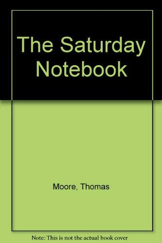 9780914788720: The Saturday Notebook