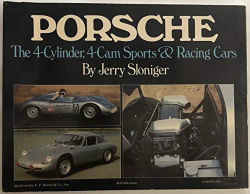 Porsche: Jerry Sloniger