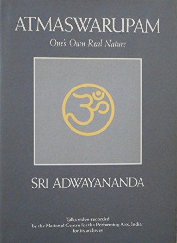 9780914793144: Atmaswarupam: One's Own Real Nature