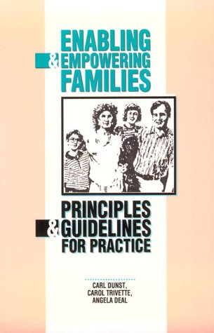 9780914797593: Enabling and Empowering Families: Principles and Guidelines for Practice