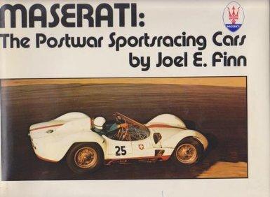 9780914822097: Maserati: The postwar sportsracing cars