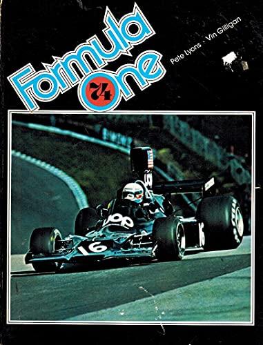 9780914824015: Formula One '74
