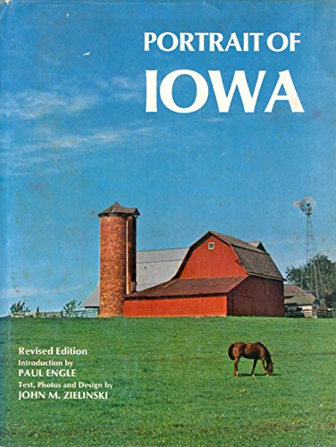 Portrait of Iowa. (9780914828013) by John M. Zielinski
