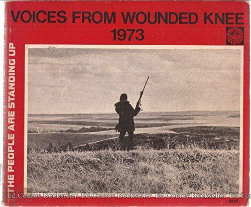 9780914838012: Voices from Wounded Knee, 1973. In the Words of the Participants