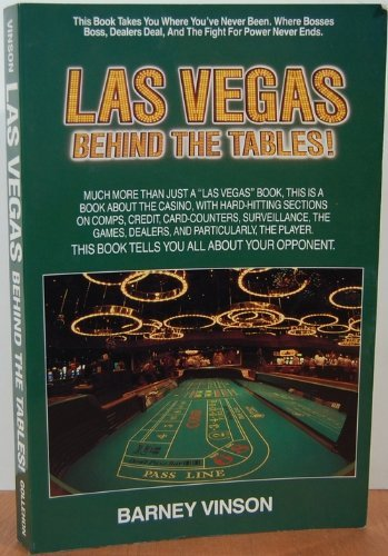 9780914839088: Las Vegas Behind the Tables