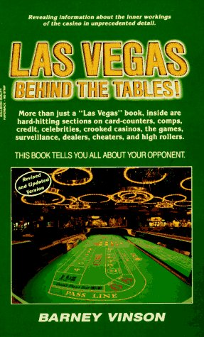 9780914839156: Las Vegas Behind the Tables