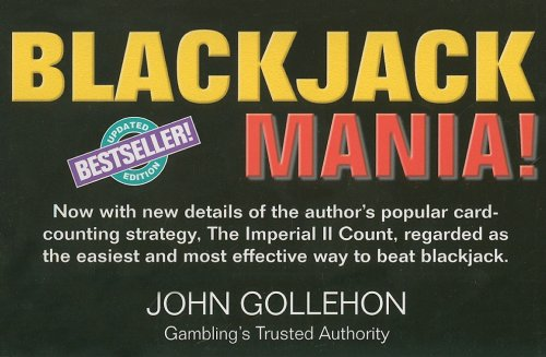 Blackjack Mania! (0914839829) by John Gollehon