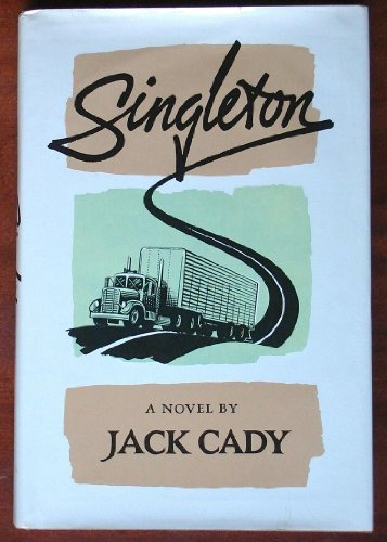 9780914842637: Singleton: A novel