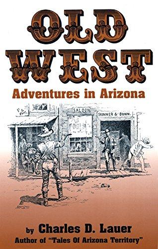 9780914846390: Old West Adventures in Arizona