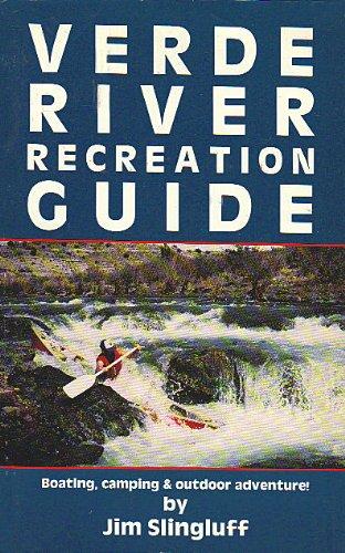 9780914846505: Verde River Recreation Guide