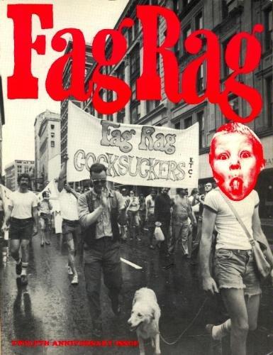 9780914852131: Fag Rag Twelfth Anniversary Issue