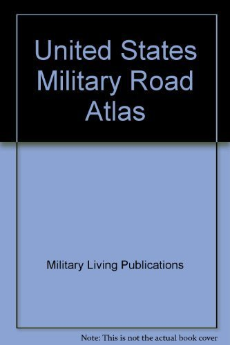 9780914862703: United States military road atlas