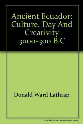 9780914868019: Ancient Ecuador-culture, clay and creativity, 3000-300 B.C. =: El Ecuador antiguo-cultura, cerámica y creatividad, 3000-300 A.C. : [catalogue of an ... of Natural History, April 18-August 5, 1975]
