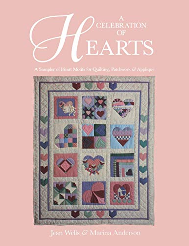Celebration of Hearts - A -Print on: Jean & Anderson