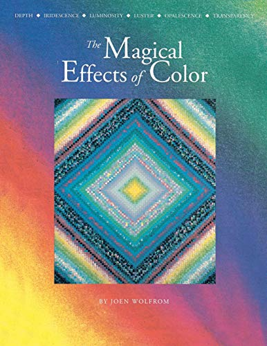 9780914881537: The Magical Effects of Color